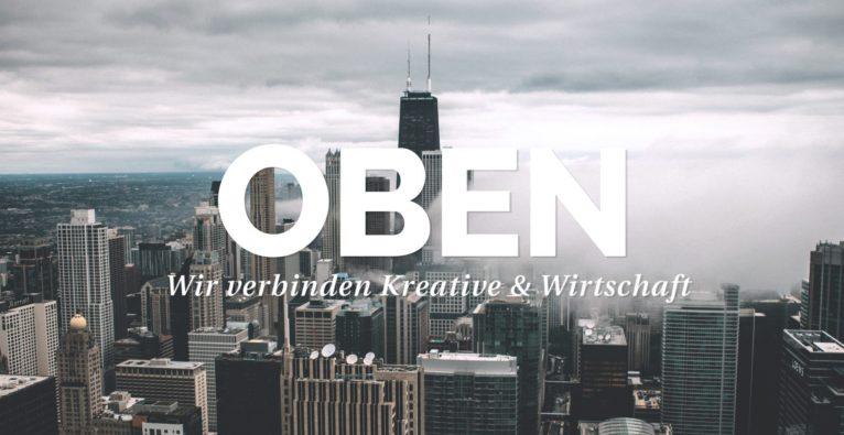 OBEN – Wir verbinden Kreative & Wirtschaft