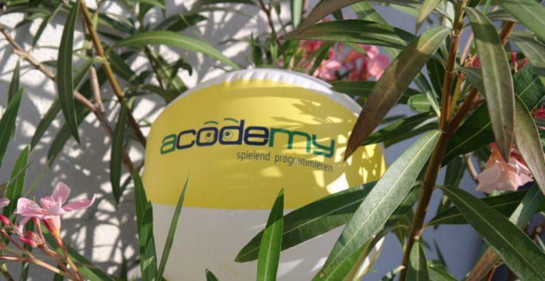 acodemy Sommercamps mit MINECRAFT, Programmieren & mehr