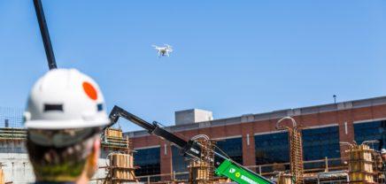 Skycatch: Startup will Bauarbeiter durch Drohnen ersetzen