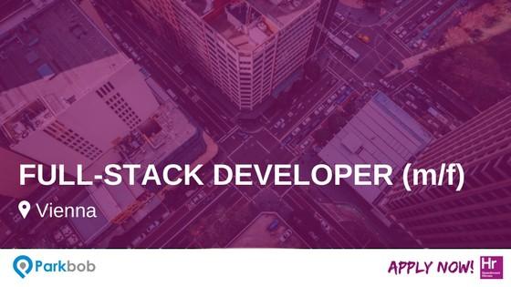 Full-Stack Developer (JavaScript)
