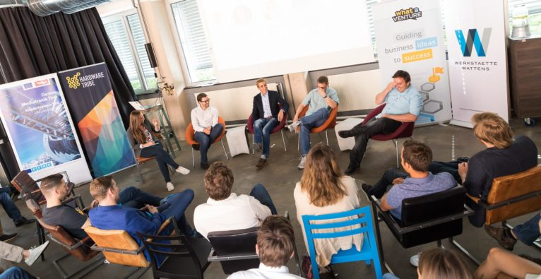 Hardware Tribe: Internationale Startups und regionale Corporates