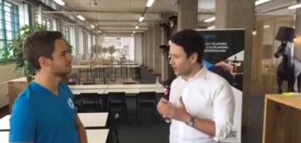 Live Interview mit Ilja Jochum, der Co-Founder und CEO vonPlanery