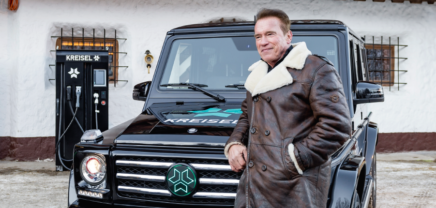 Schwarzenegger-Neffe steigt bei Kreisel Electric ein