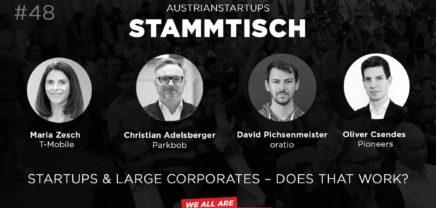 AustrianStartups Stammtisch #48
