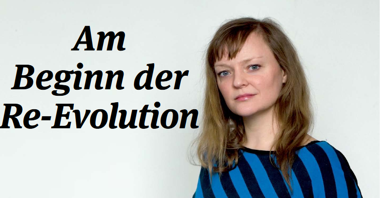 Am Beginn der Re-Evolution