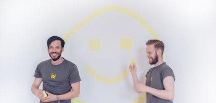 hiMoment startet Monetarisierung mit Glücks-Challenges