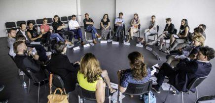 """Diskussion bei """"UNTEN"""": Über das Verhältnis von Medien und Marken"""