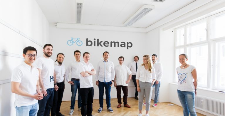 Startup Bikemap hat eine Million User und noch Großes vor!