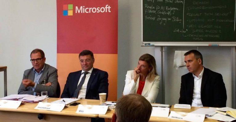 Wirtschaftsgespräche in Alpbach: A.I. trifft auf Homo Faber Digitalis