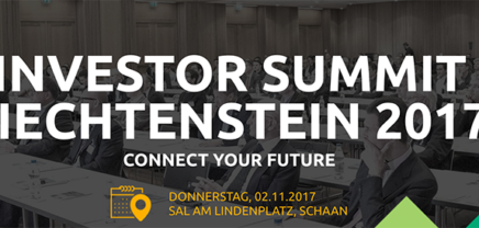 Investor Summit Liechtenstein