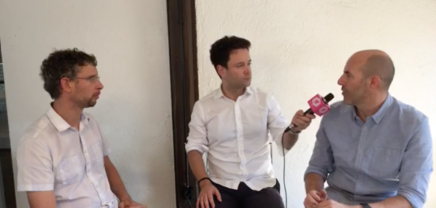 Live Interview mit Thomas Patzko und Sam Leiser