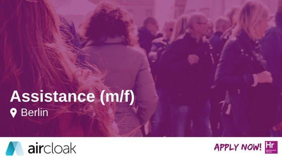 Assistance (m/f)