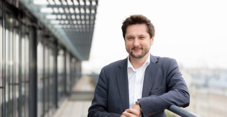 techbold: Gründer und CEO Damian Izdebski