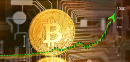 Krypto-Update: Bitcoin nähert sich der 3000 Euro-Marke