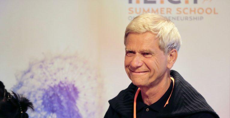 Hermann Hauser sucht bei der I.E.C.T. – Challenge nach Startups für ein Investment