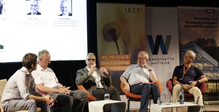 I.E.C.T. Summer School: Zwischen Mensch vs Maschine und selbstfahrenden Autos