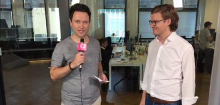 Live Interview mit Valentin Stalf, der Co-Founder und CEO von N26