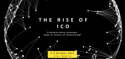 """Event: """"The Rise of ICO"""" – Zukunft der Startup-Finanzierung?"""