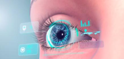 US-Unternehmen arbeitet an Kontaktlinse mit Augmented Reality-Funktion