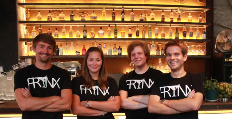 Frynx: Sechs Euro für 30 Gratis-Drinks