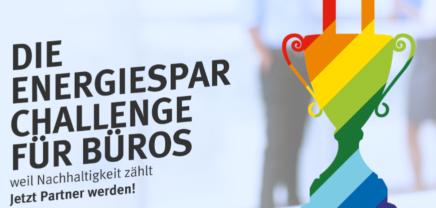 Die Energiespar Challenge für Büros: Jetzt bewerben!