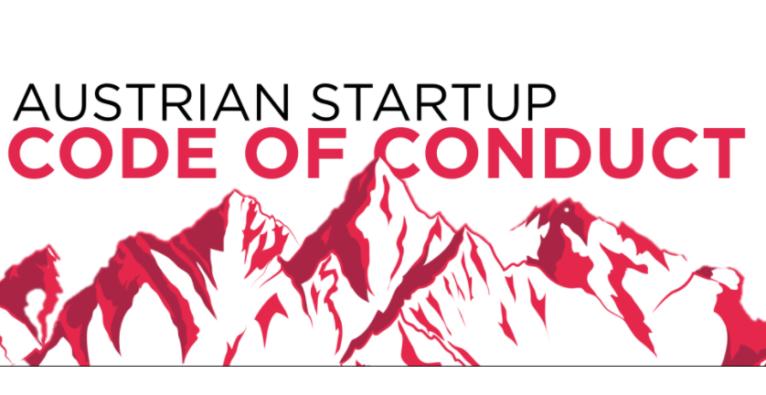 AustrianStartups präsentiert heute Code of Conduct