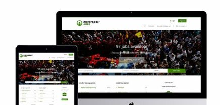 Wiener Startup Jobiqo launcht Motorsport Jobbörse