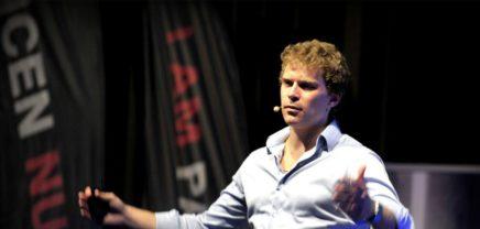 """Julian Hosp von TenX: """"Zu viele Fälle, wo Token Sales missbraucht werden"""""""