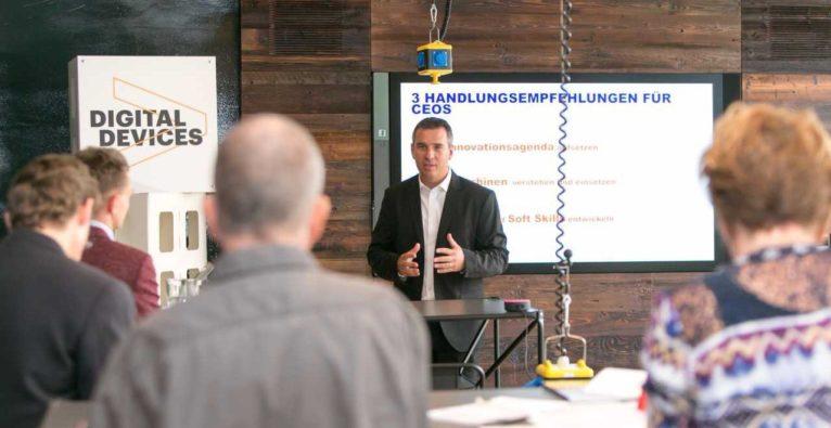 Accenture-Studie: KI kann Österreichs Wirtschaftswachstum verdoppeln