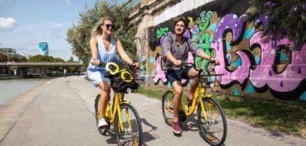 ofo: Chinesisches Bike-Sharing-Startup startet in Wien