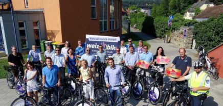 Mit Crowdinvesting den E-Bikesharing-Markt erobern
