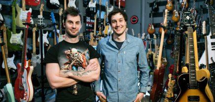 Linzer Musik-Startup Fretello kooperiert mit britischem Plattenlabel