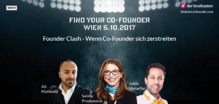 10 Tickets für das Find Your Co-Founder Wien gewinnen