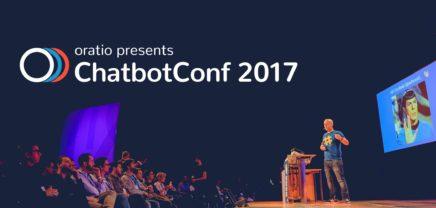 ChatbotConf 2017: Jetzt Tickets gewinnen