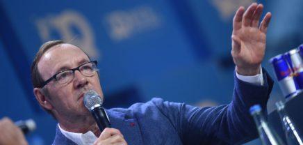 Sensation: Kevin Spacey wird Partner bei Bits & Pretzels