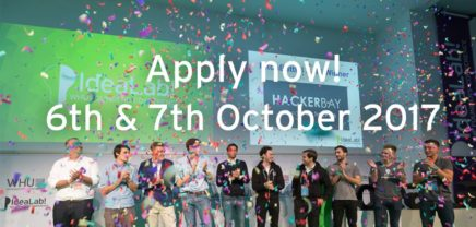 IdeaLab! – WHU Founders' Conference 2017