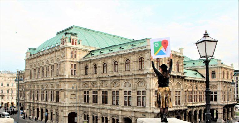 Google Austria setzt auf Influencer Kampagne für Reise Apps in Wien