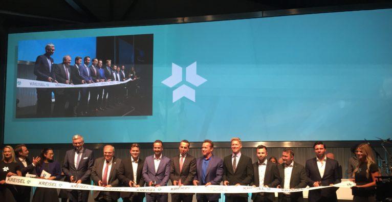 Neues Hightech-Headquarter von Kreisel Electric ist eröffnet