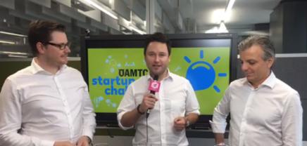 Oliver Schmerold und Florian Moosbeckhofer im Live Gespräch über Mobilität der Zukunft