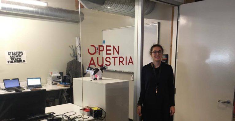 """Open Austria: """"Co-Learning Space"""" als Sprungbrett für österreichische Startups"""