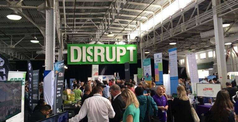 TechCrunch Disrupt SF: Startup-Messe mit Konzepten statt Show