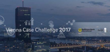 Vienna Case Challenge: Ein Tag als Strategieberater der RBI
