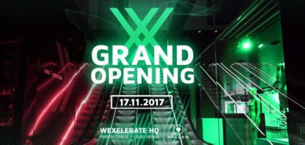 Grand Opening weXelerate