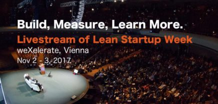 Lean Startup Week – Livestreaming Event