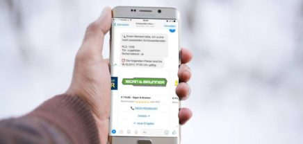 Chatbot Steckbrief: Der AufsperrBot hilft Wienern bei versperrter Türe