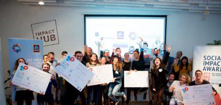 Social Impact Award 2017: Wie junge Österreicher Veränderung bewirken