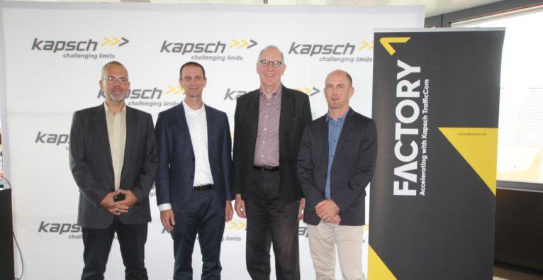 Kapsch Factory1: Effizientere Verkehrsgestaltung dank der Cloud