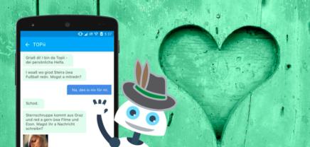 Steiermark-Start von TOPiiC: App schlägt passende Gesprächspartner vor