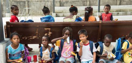 Jugend eine Welt sammelt Bitcoin-Spenden für Bildungsprojekte