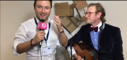 """Ein Lied für die Startup Kultur in Österreich: """"Es kommt der Tag""""!"""